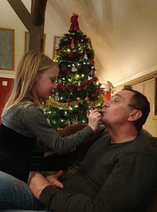 Отцы, побывавшие в салонах красоты своих дочурок