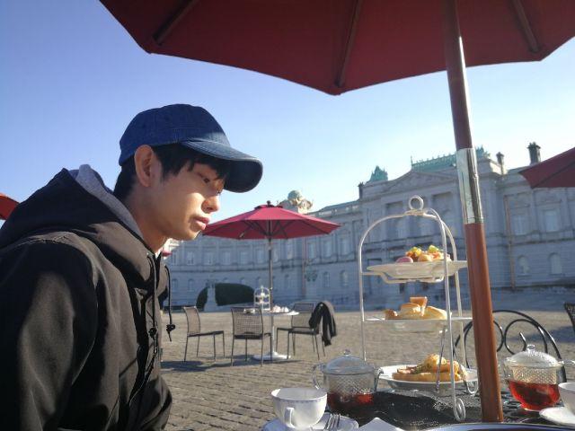 Сёдзи Моримото из Токио сколотил состояние, работая профессиональным бездельником