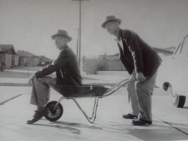 Фантастические примеры фотомонтажа из прошлого