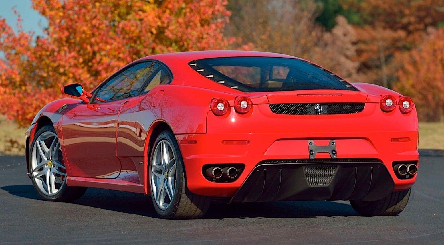 Ferrari Дональда Трампа отправилась на аукцион