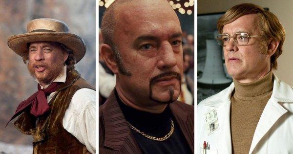 Актеры, которые сыграли сразу несколько ролей в одном фильме