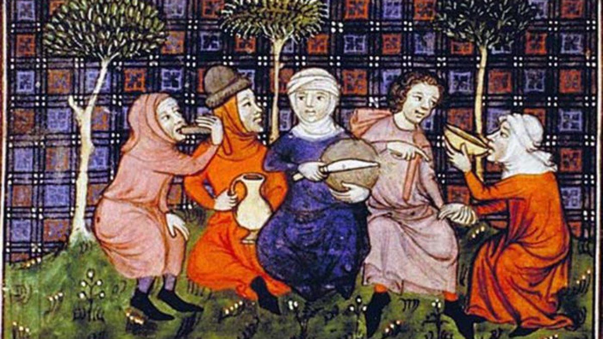 Чем питались люди Средневековья каждый день?