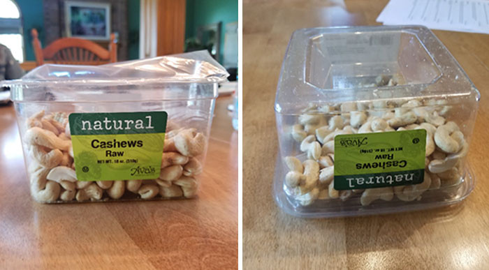 Хитрые упаковки, которыми нас обманывают производители