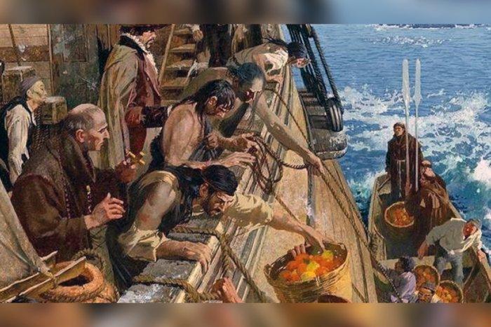 Почему древние моряки не ловили рыбу, когда кончалась еда?