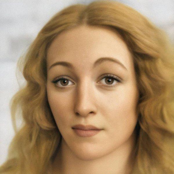 Фотограф решил восстановить внешность исторических и выдуманных личностей