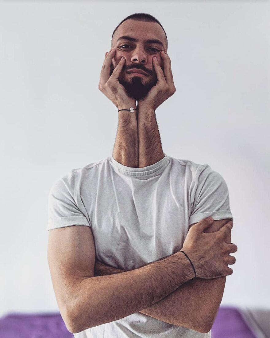 Сюрреалистические фотоманипуляции от румынского художника Andreixps