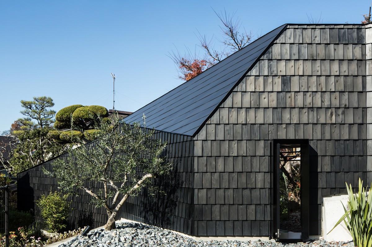 Уникальный дом с многовековой историей в Японии
