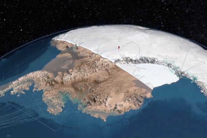 Что может произойти с планетой, если на ней растает весь лед?