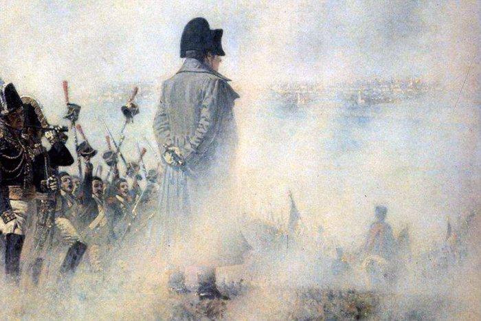 Какие ошибки Наполеона привели его к поражению?