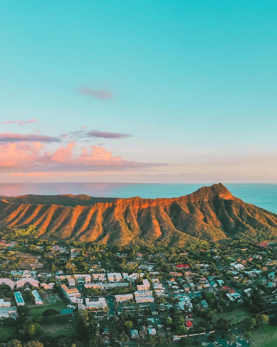 Гавайи на снимках с высоты от Джесс Лойтертон