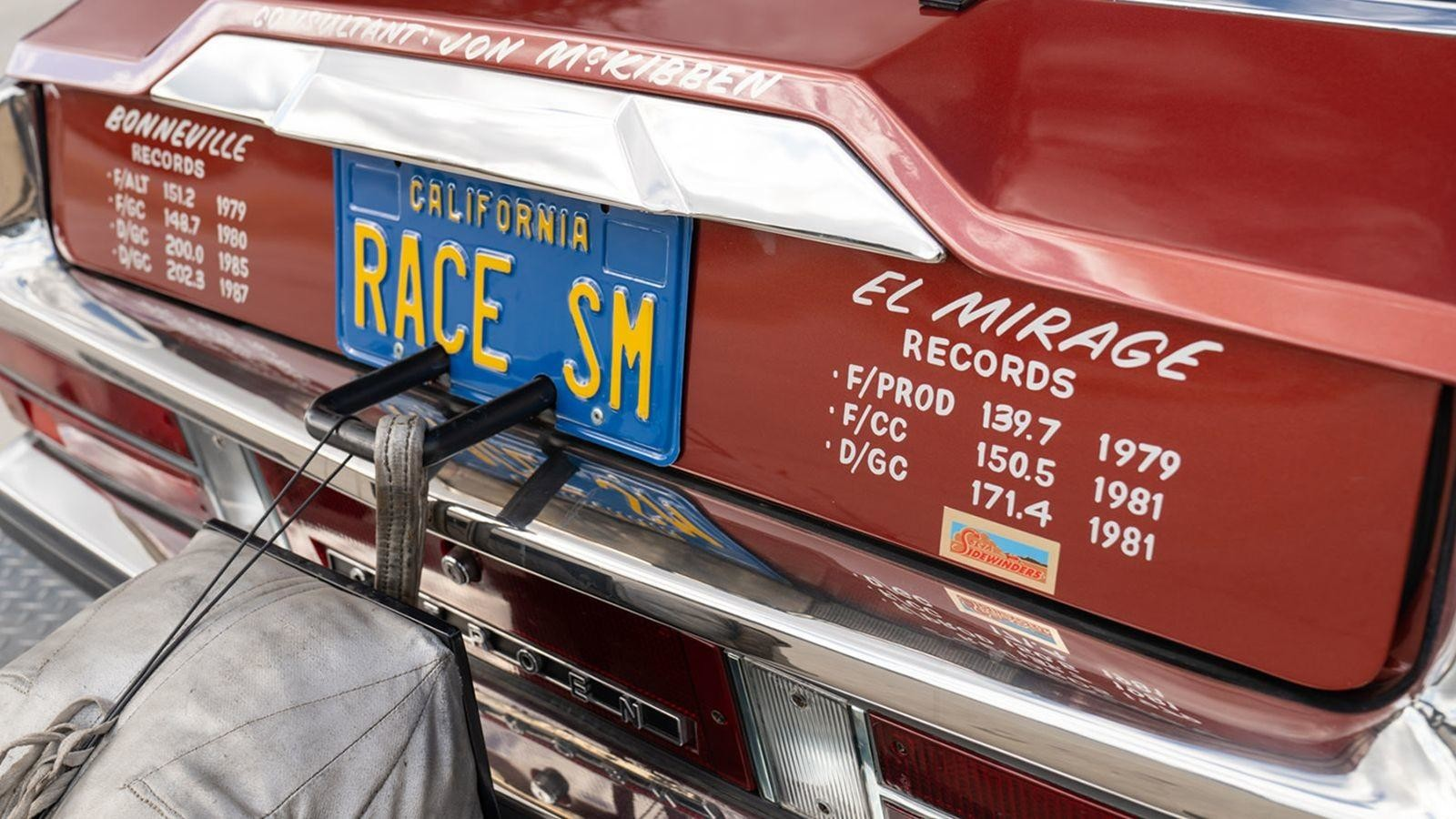 Самый быстрый в мире Citroen с тягачом для буксировки