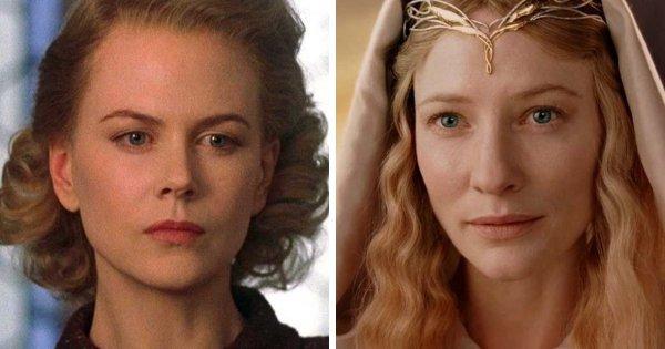 Актеры, которые могли сыграть главные роли во Властелине колец