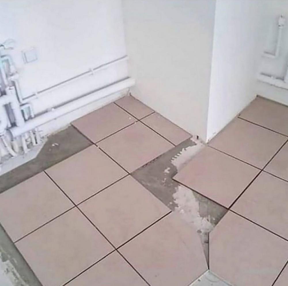 Забавные архитектурные и строительные неудачи