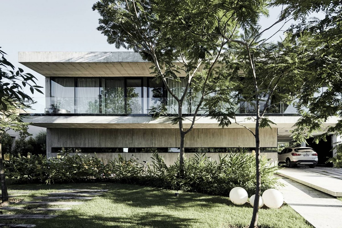 Загородный дом на окраине Буэнос-Айреса