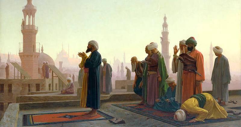 Почему мусульмане используют молитвенный коврик для намаза?
