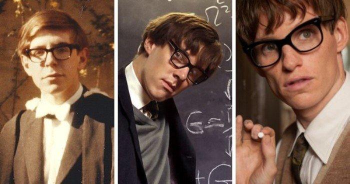 Общепризнанные гении истории и актеры, сыгравшие их в кино