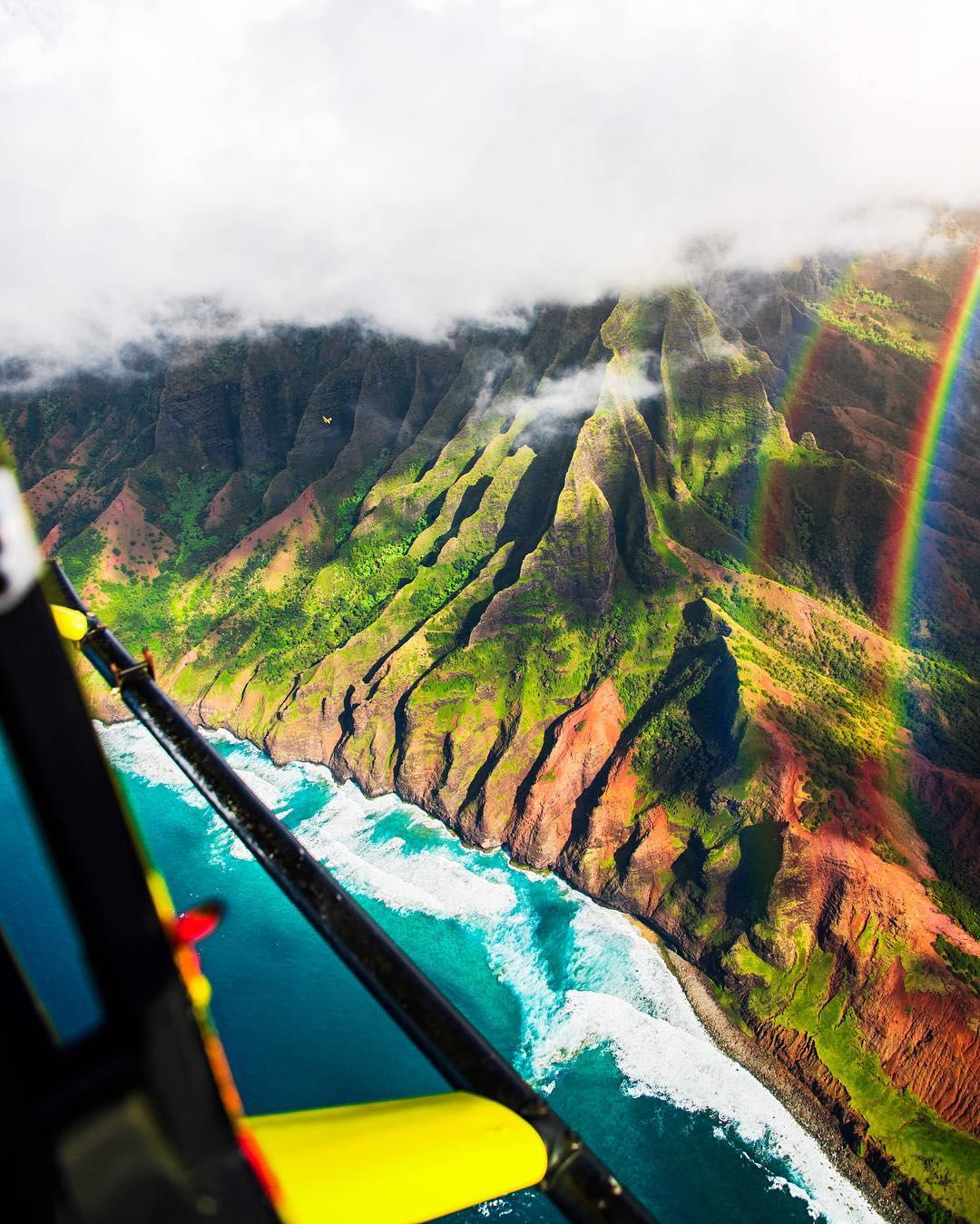Природа и путешествия на фотографиях Мо Хабиба