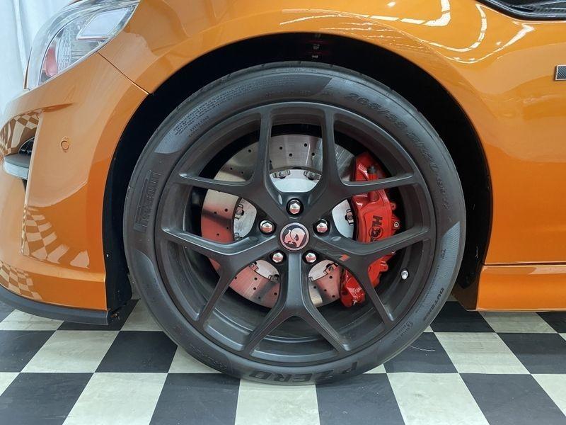 Holden HSV GTSR W1 Maloo — дорогой дорожный автомобиль из Австралии