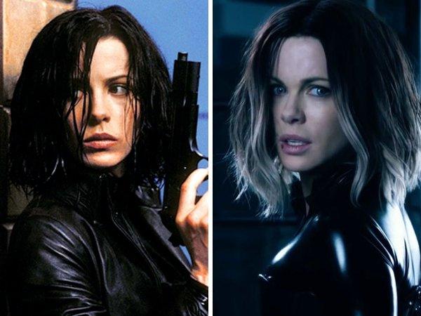 Как с годами изменились популярные женские киногероини