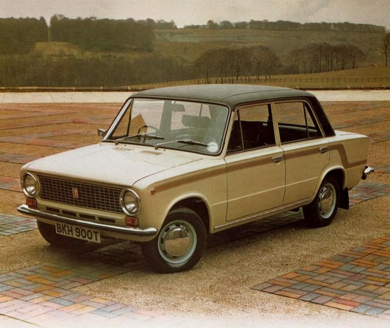 Советские автомобили, которые продавались только за границей