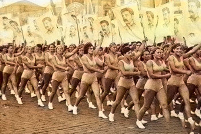 Как в СССР людей приучили носить трусы