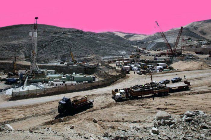 Как 33 шахтера целых два месяца выживали под землей