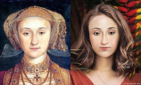Как бы выглядели известные исторические личности в наши дни