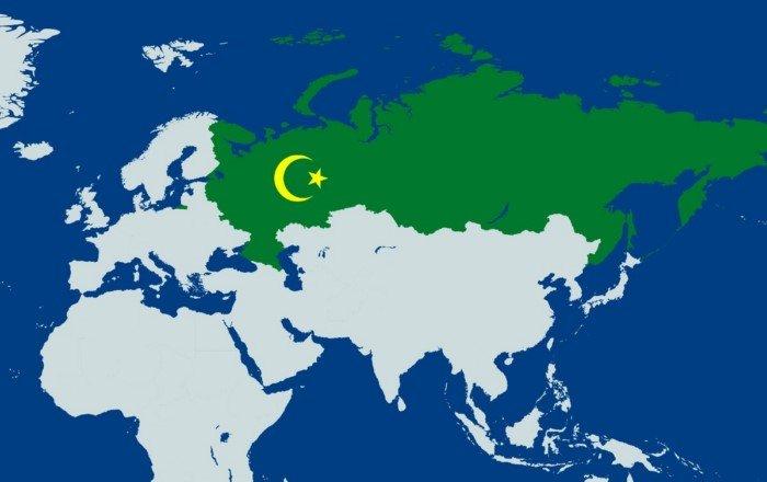 Как мог измениться мир, если бы Русь вместо православия приняла ислам?