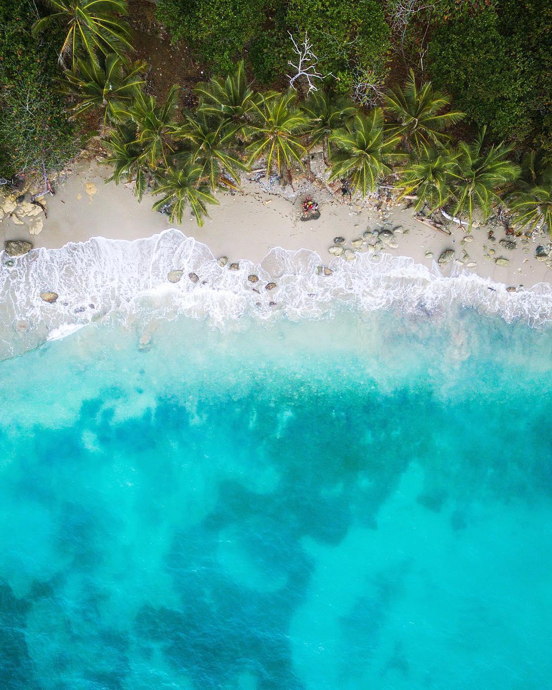 Захватывающие пейзажи на аэрофотоснимках Майкла Матти