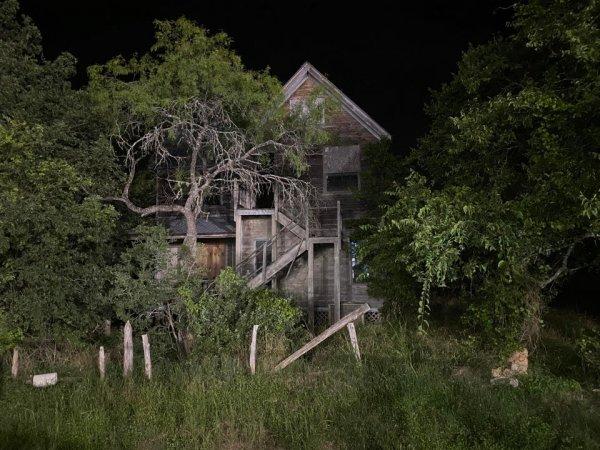 Жуткие и таинственные заброшенные места