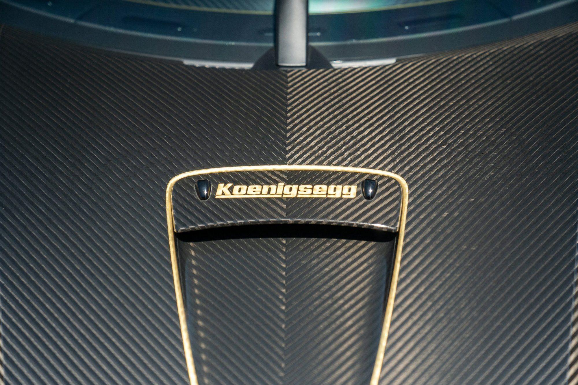 Гиперкар Koenigsegg Agera RS Phoenix 2018 года