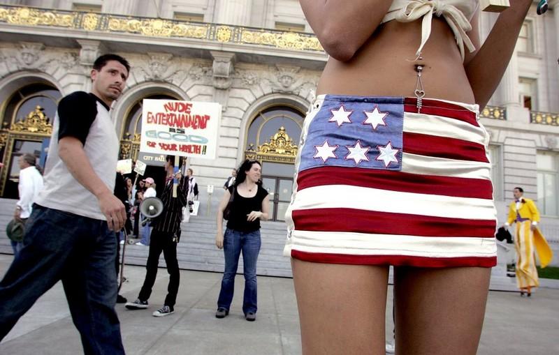 Странные законы о сексе, которые действуют в США
