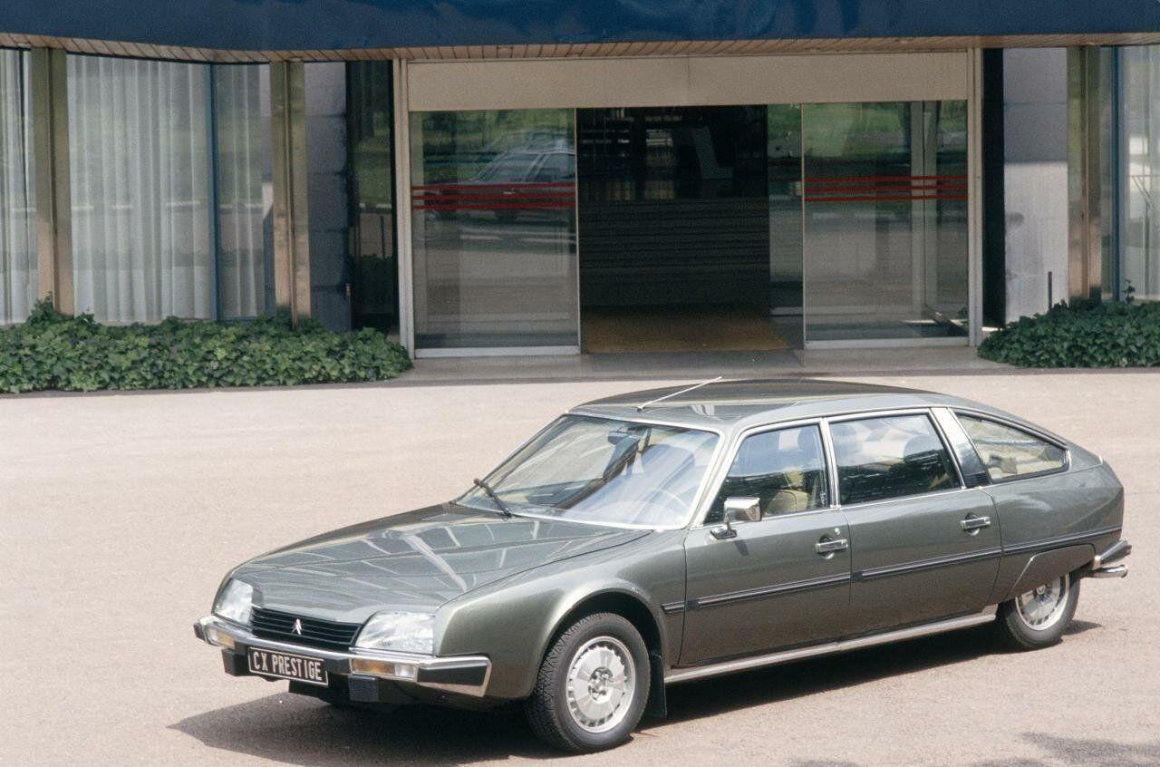 Citroen Indecision — автомобиль для Жюля Верна