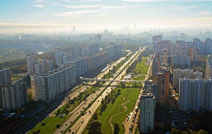Города, которые были поглощены Москвой за последние 100 лет