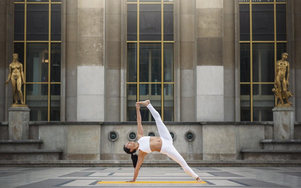 Уличные снимки танцоров и гимнастов от Димитрия Роулланда