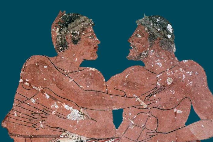 Зачем в Древней Греции был создан военный отряд геев?