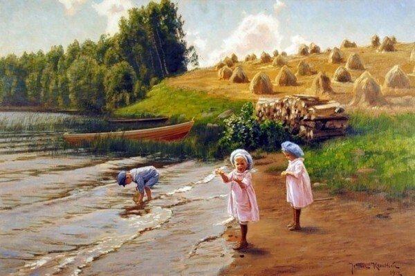 Йохан Кроутен - художник солнечного света