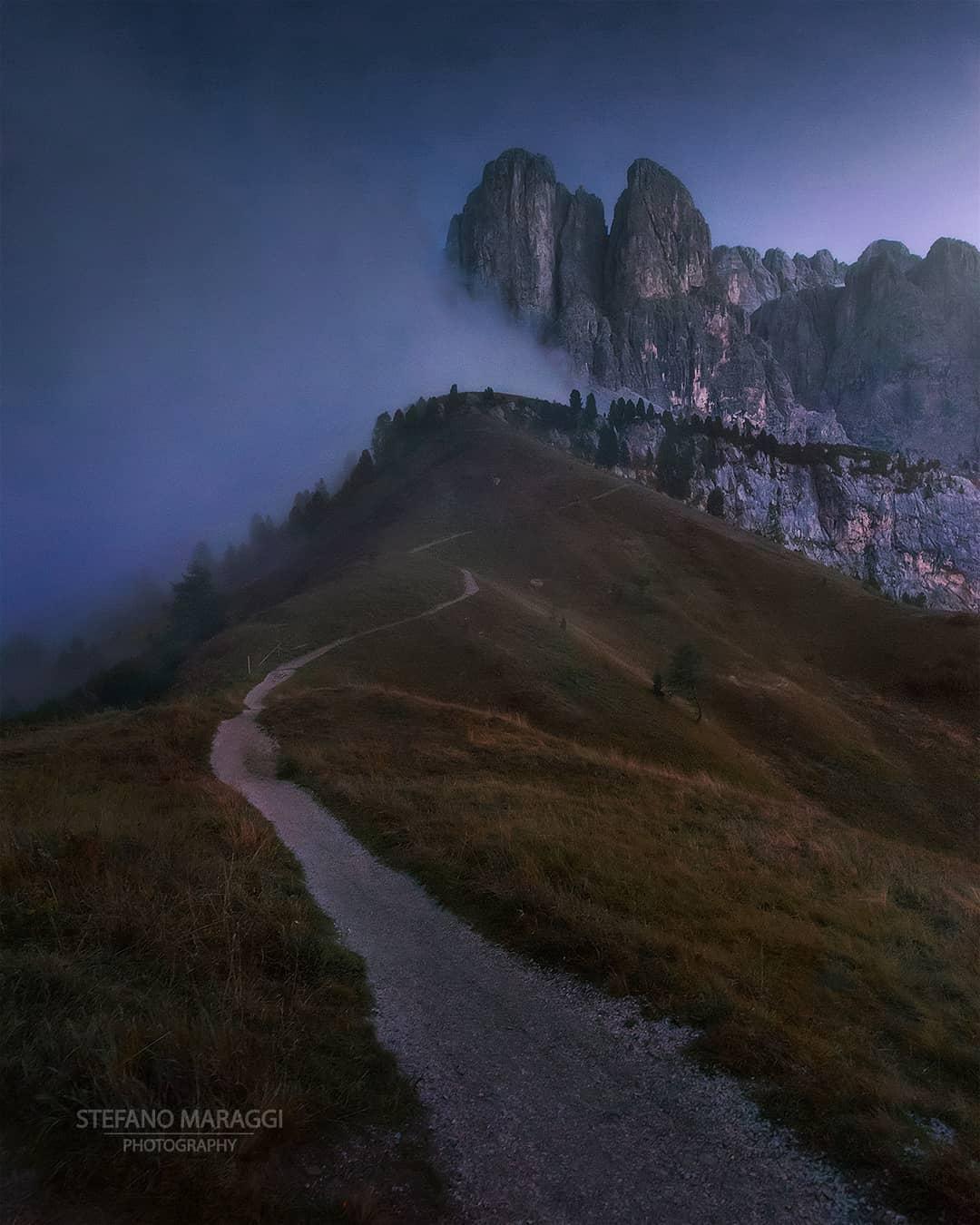 Природа и путешествия на снимках Стефано Мараджи