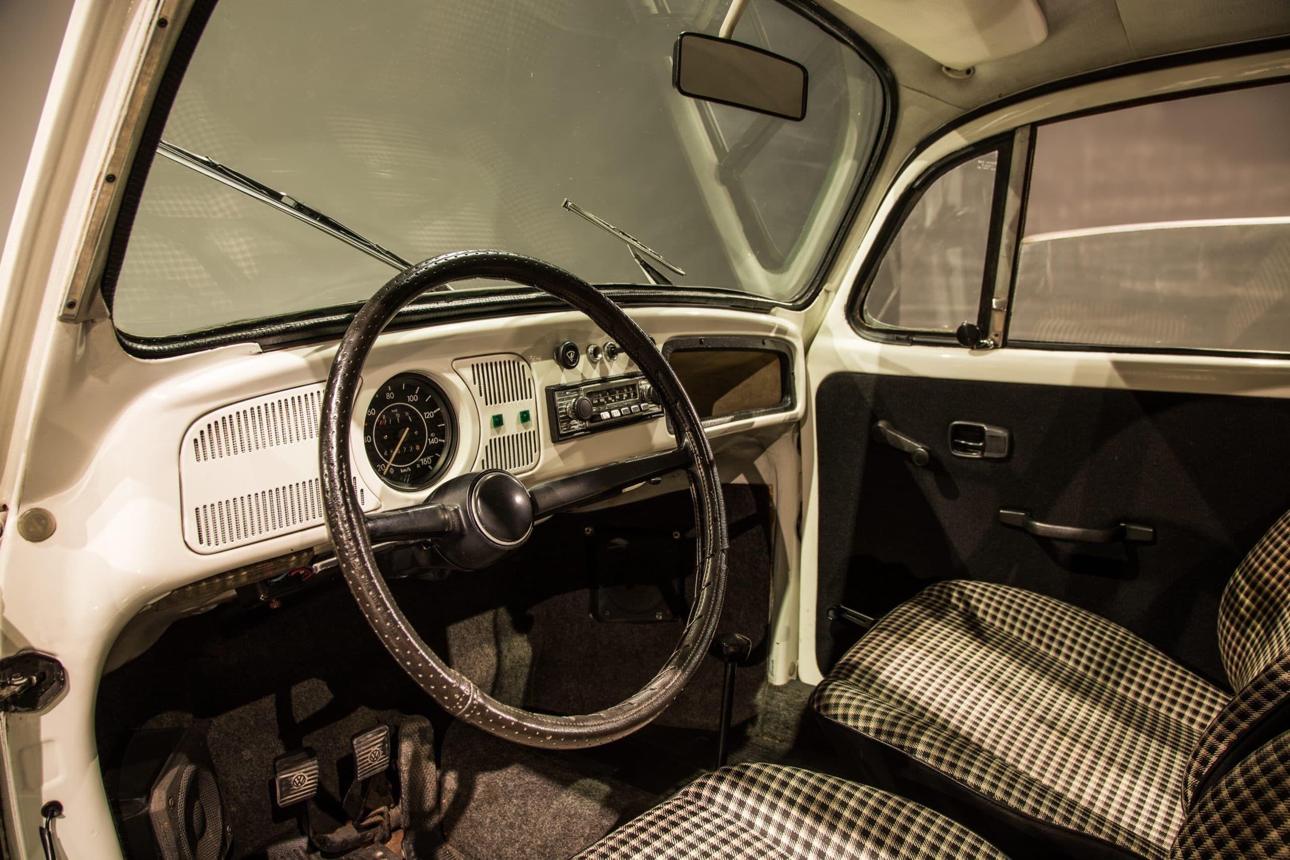 Пуленепробиваемый Volkswagen Beetle 1978 года