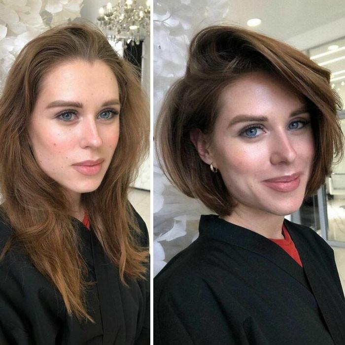 Девушки и женщины, которые укоротили волосы и не пожалели об этом