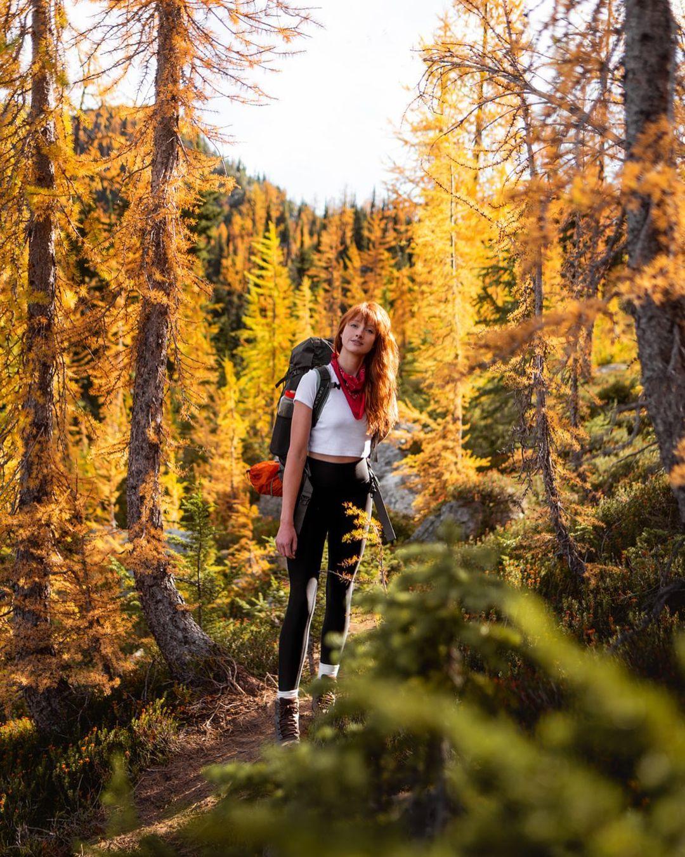 Природа и путешествия на снимках Келси Джонсон Путешествия