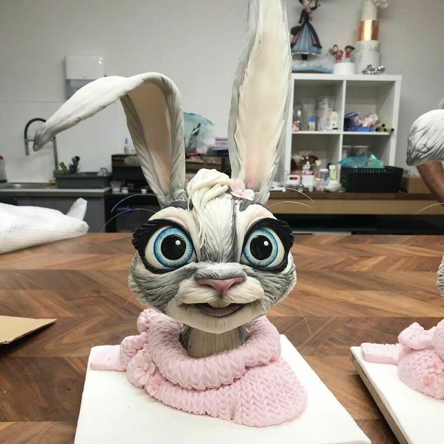 Кондитер создаёт невероятно детализированные и реалистичные торты