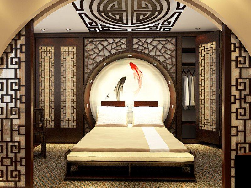 Исследуем энергии воды и ветра для того, чтобы сделать спальню в стиле Фэн-шуй