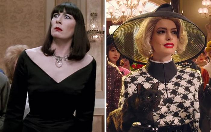 Как менялись женские персонажи в разных частях одних и тех же фильмов