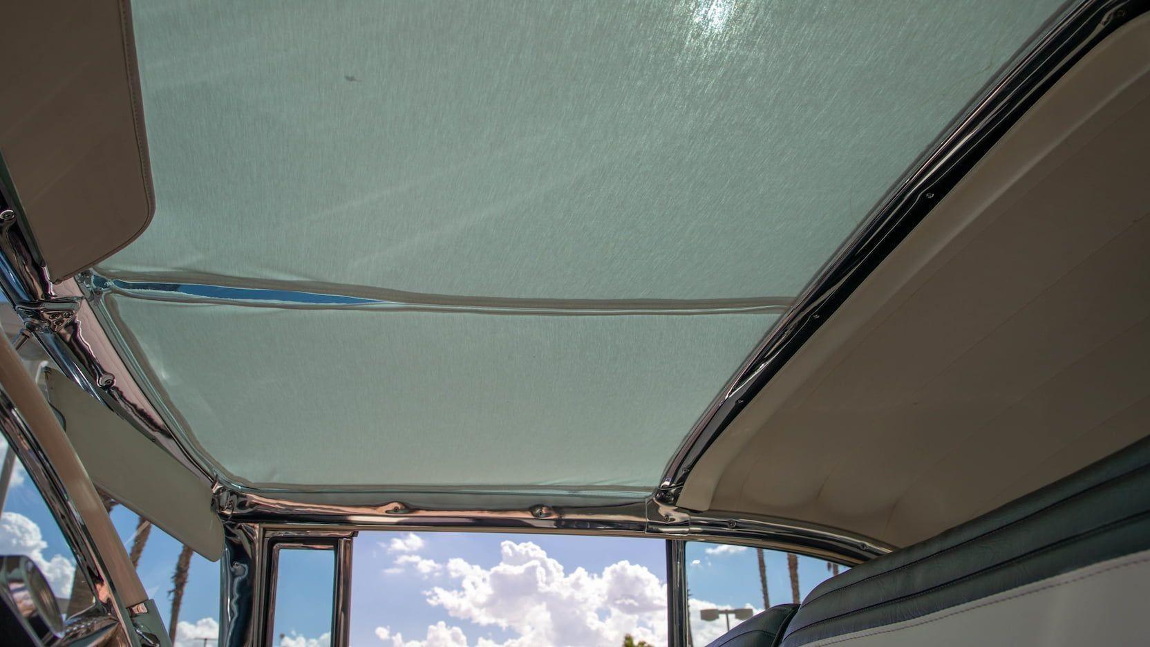 Mercury Montclair Sun Valley 1955 с прозрачной крышей