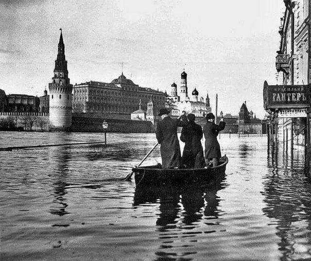 Редкие исторические кадры прошлого