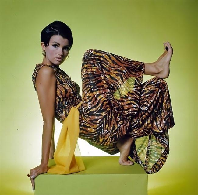 Женская мода 1960-х годов на снимках Ханса Дуккерса