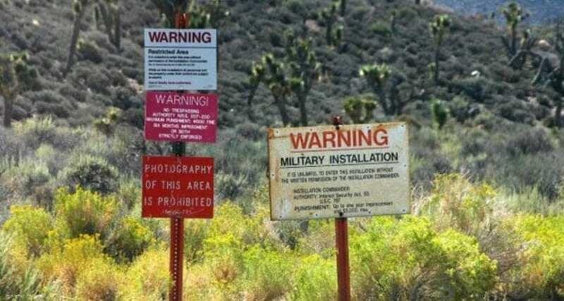 Одни из самых охраняемых мест на Земле
