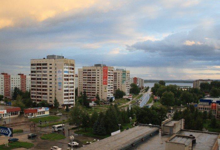 Пять крупнейших закрытых городов России