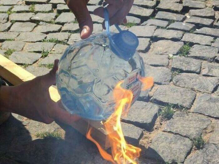 Безобидные предметы, которые могут стать причиной пожара
